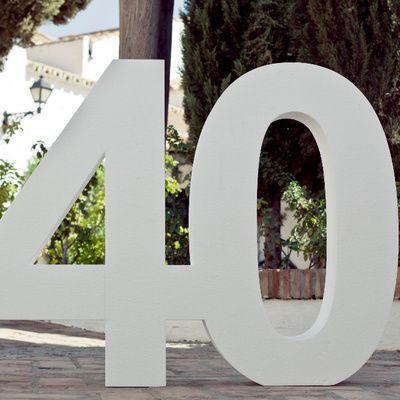 Números para cumpleaños